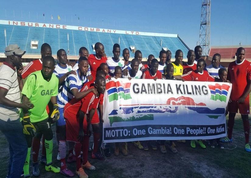 GAMBIA-KIling